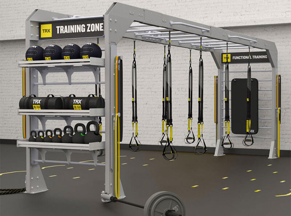 trx strutture per allenamento funzionale bridge solution equiptment anchoring bridge