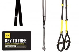 TRX Commercial Suspension Trainer C4