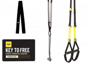 TRX Commercial Suspension Trainer - C4 (6 Pezzi)