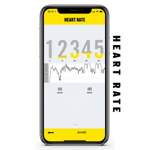 TRX App Heart Rate